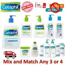 Cetaphil Cheaper than Watson Guardian★Gentle Skin Cleanser RESTORADERM★