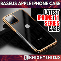 ★KnightShield★Apple iPhone 11 Pro Max / XS / XR / XS Max / 8 Plus / 7 Plus / 8 / 7 Case Cover Casing