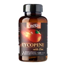 Lycopene with Zinc 120 Capsules