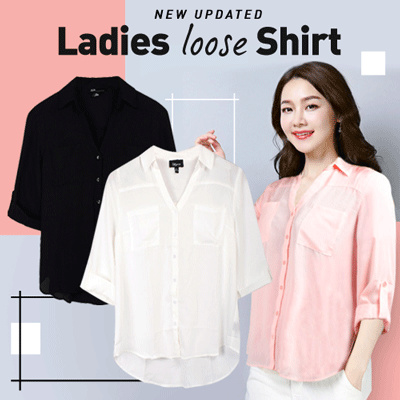 New Collection! Women Shirt Bright Deals for only Rp49.000 instead of Rp49.000