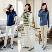 [S3 COUP] WOMEN LONG PANTS_4 STYLE_4 COLORS / FREE ONGKIR