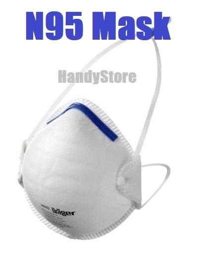 dräger n95 maske