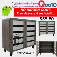Singapore Furniture Sales! shoe Cabinet /Rack/BEST BUY!Free delivery and Free installation!