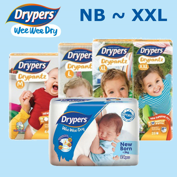 ?DRYPERS? BARU! ? WEE WEE DRY Deals for only Rp331.000 instead of Rp624.528