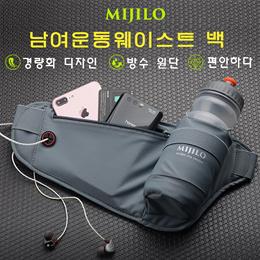 马拉松跑步装备运动腰包男女多功能水壶包6寸手机实用耐磨