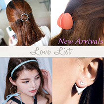 Lovelist/Accessories/hairband/Rings/hairpin/Hairclip/ladies/fashion
