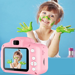 Mini Digital Camera For Kids High Definition Smart Toy Camera With Video Record
