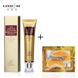 LANBENA Serum Acne Scar Stretch Marks Remover Cream Repair Face Skin Anti Spot/acne Treatment Cream+