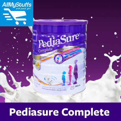 ?PEDIASURE?Complete Nutrition Milk Powder 1.6kg Vanilla Deals for only S$80 instead of S$0