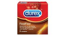DUREX REALFEEL CONDOMS 3S (NON-LATEX CONDOM)