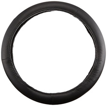 Domestic cowhide ring handle cover Black M size · SC-251 934836