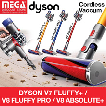 DYSON SV11 V7 FLUFFY+ / SV10 V8 FLUFFY PRO / V8 ABSOLUTE+ CORDLESS VACUUM CLEANER