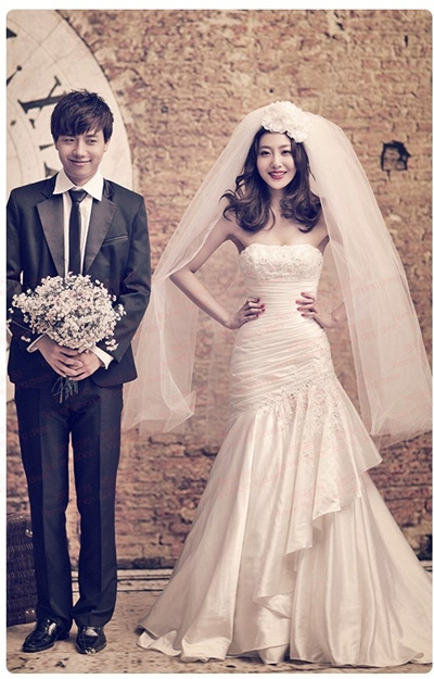 Brand New Korean Chic Wedding Gown Customized Pre Order Only