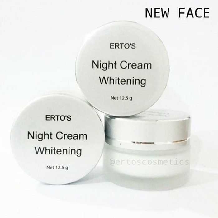 ef519e641d5 Ertos night cream : Cosmetics - Qoo10