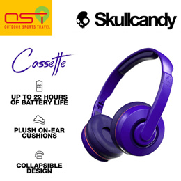 Skullcandy Cassette Wireless Headphones