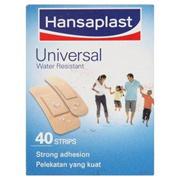 Hansaplast Universal Water Resistant 40 Strips