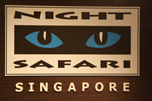 Night Safari (Tram Rides Included) -- DEALS! Singapore Attractions Tickets!