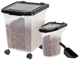 [IRIS USA, INC.] IRIS Nesting Airtight Pet Food Container