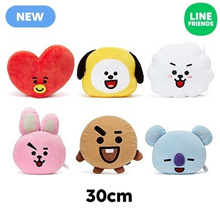 [LINE FRIENDS]BT21_SMILE CUSHION_30cm