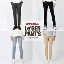[LeGEN]  Genuine Cotton pants / Slacks / Jeans [S-2XL]