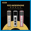 Remax K02 Smart DC 5V Noise Canceling Mini Microphone for IOS Android