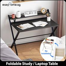 A53 A106 Foldable Table / Study Computer Laptop Desk / Portable Folding Compact JY08 Z1