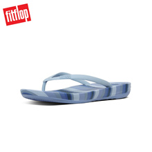 Fitflop™ Iqushion Ergonomic Stripey Blue Stripey Womens Flipflop