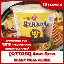 [OTTOGI] Ready Meal Bowl Rice Series / 3 mins to cook / Microwave food