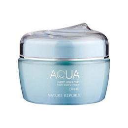 [Nature Republic] Super Aqua Max Fresh Moisturizing Cream!! Up to 80% OFF !!