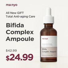 🎁🎁FREE GIFT🎁🎁 [Manyo Factory] ★Bifida Complex Ampoule★ One drop!! Total Anti-aging Care
