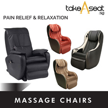Massage Chairs | Neck Body Back Massage | Ease Fatigue and Tiredness