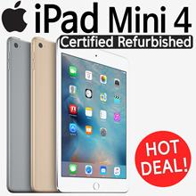 Apple iPad mini 4 Wifi 16GB Tablet Refurbish GSM Unlocked Used Phone