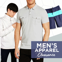 Branded Mens Wear - Polo Shirt - Hoodie - Short Pants - Good Quality