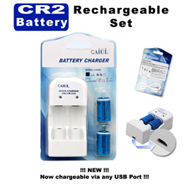 ♥CR2 Lithum Battery ♥ CR2 Battery ♥  CR2 Rechargeable Battery Set for FUJI instax Polaroid Camera mini 20 25s 50 50s 90 Share Printer SP1