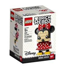 LEGO 41625 Brick Headz: MINNIE MOUSE