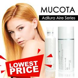 Lowest Price★Adllura Aire MUCOTA  Homecare Shampoo Conditioner!! Home care/ treatment