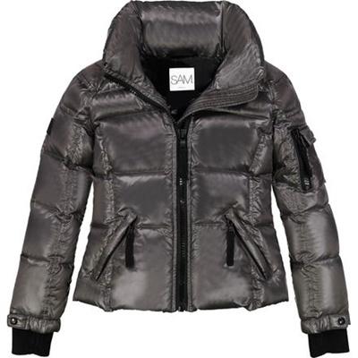 33b34302c Qoo10 - SAM Freestyle Down Jacket - Girls   Kids Fashion