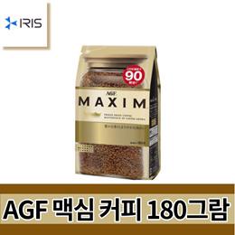 【1+1】AGF 맥심 커피 180그람 180g / 일본직배송 / 아이리스