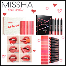 🌈SALES ONLY ONLINE! 💖MISSHA💖 ITAL PRISM LIP PENCIL KIT 5COLORS / MINI LIP KIT