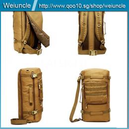 Military Tactical Rucksack Backpack Camping Hiking daypack shoulder Bag
