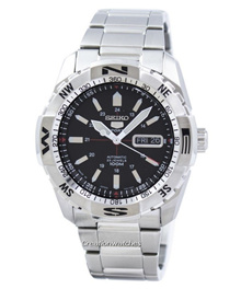 [CreationWatches] Seiko 5 Sports Automatic Japan Made SNZJ05 SNZJ05J1 SNZJ05J Mens Watch