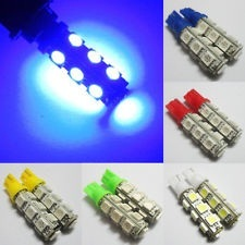 [Colourful Car LED ] 1/5/9/13/28 SMD 5050 LED T10/T5★ICE BLUE★WHITE★PINK★BLUE★GREEN★YELLOW★RED