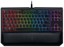 Razer Black Widow Tournament EDI Chroma V2 Gaming Keybboard, Orange