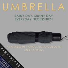 PREMIUM UV UMBRELLA // Rainy day hot day every day essential!!