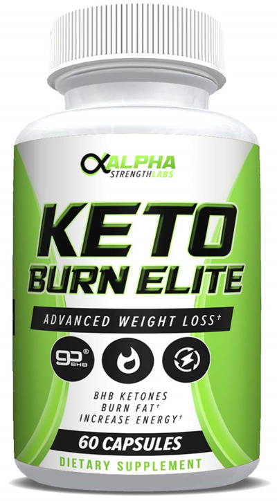 Alpha Strength Labs Weight Loss Pills That Work Fast Extreme Keto Fat Burner Weight Loss Supplem