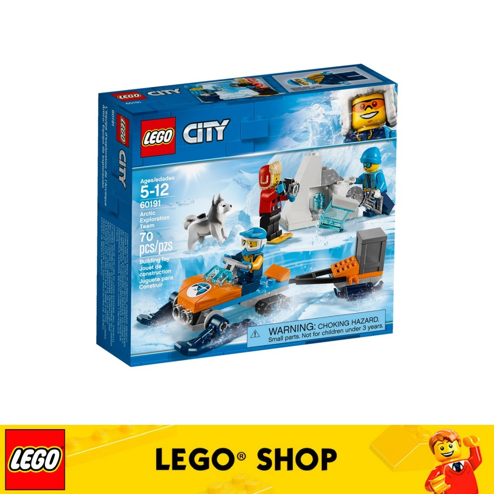 LEGOLEGO City Arctic Expedition Arctic Exploration Team - 60191