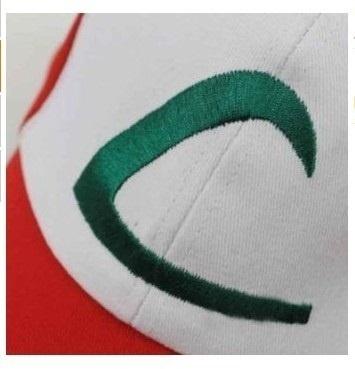 ebe4f60c4b8 Qoo10 - Nintendo Pokemon Ash Ketchum Cap Embroidered Hat One Size-A ...
