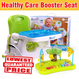 WinFun Baby feeding chair/ Adjustbale Booster Seat/ high chair