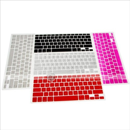 MACBOOK PRO SILICON KEYBOARD PROTECTOR ASSORTED COLORS! MACBOOK SCREEN PROTECTOR
