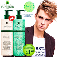 ★No.1 in France★ RENE FURTERER Forticea Anti-hair loss treatment Shampoo 600ml.